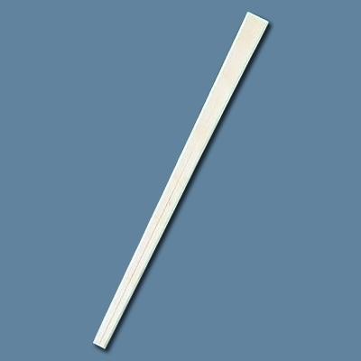 割箸 白樺上小判 20.5cm (1ケース5000膳入) 全長205mm