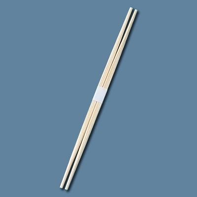 割箸 杉らん中 白帯巻 26cm (1ケース2000膳入) 全長260mm