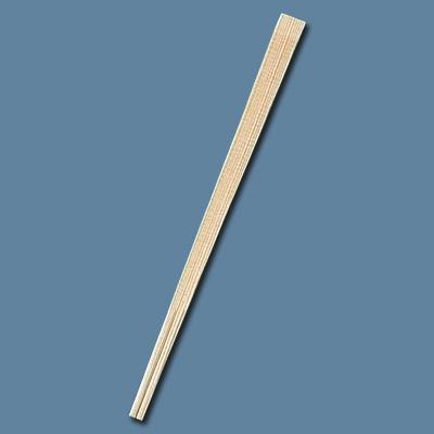 割箸 杉柾天削 24cm (1ケース5000膳入) 全長240mm