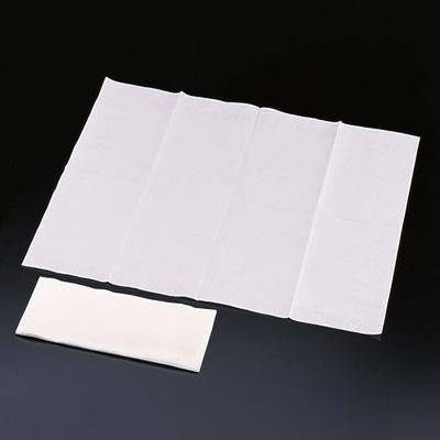 紙 2枚重ね8ッ折ナフキン(1ケース2000枚入) 450×450mm
