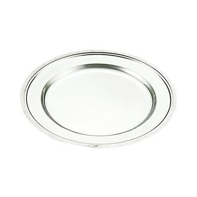 SW 18-8 モンテリー丸皿 20インチ【 アドキッチン 】