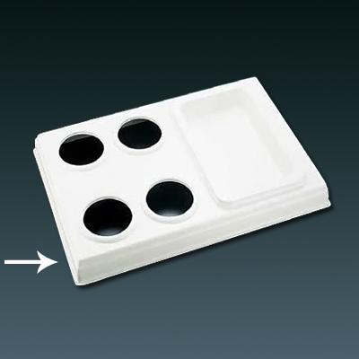カーライル テーブルトップ オーガナイザー 4 CM1060 1015×698×H125mm【 アドキッチン 】