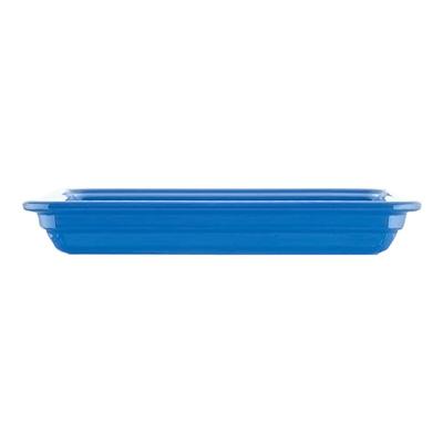 エミール・アンリ レクトン (ガストロノームパン) N2/4 3402 530×160×H65mm <ブルー>【 アドキッチン 】