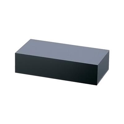 アクリル ディスプレイ BOX 中 B30-9 400×200×H100mm <黒マット>