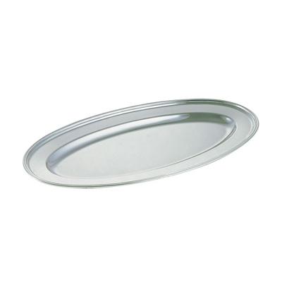 洋白3.8μ 魚皿 22インチ【 受注生産品の為 お時間を頂戴いたします 】