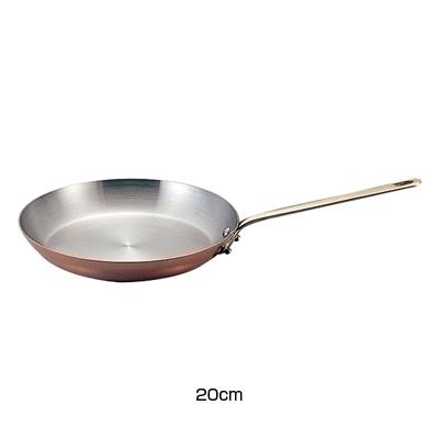 モービル カパーイノックス フライパン 6526.20 20cm