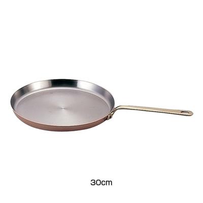 モービル カパーイノックス クレープパン 6535.30 30cm