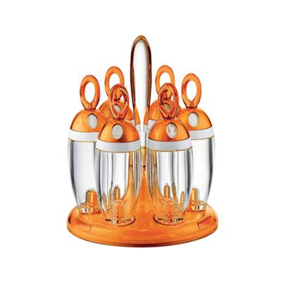 グッチーニ スパイスラック 直径165×H215mm 1681.0045 <オレンジ>【 アドキッチン 】