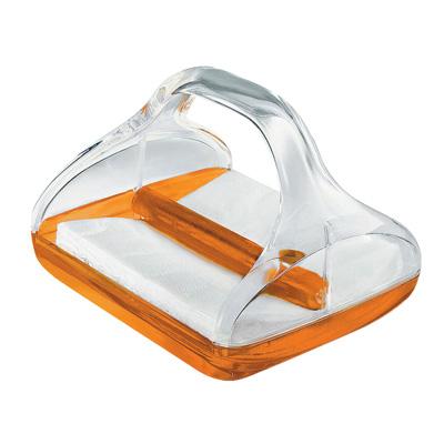 グッチーニ ペーパーナプキンホルダー 2370.0045 214×181×H152mm <オレンジ>【 アドキッチン 】