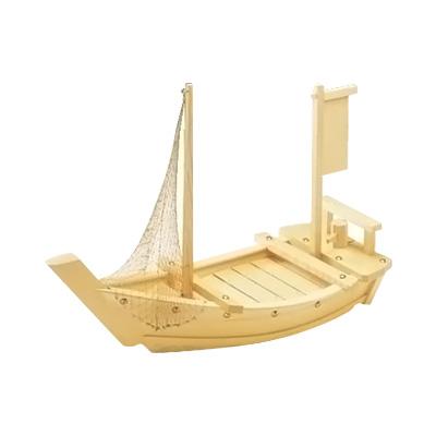 白木 料理舟 2尺 650×250mm【 受注生産品の為 お時間を頂戴いたします 】