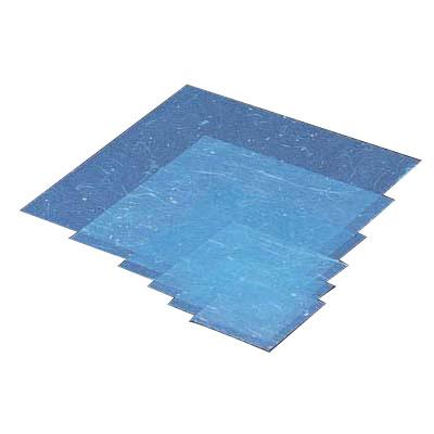 M30-413 】 アドキッチン 金箔紙ラミネート <青>【 (500枚入) 300×300mm