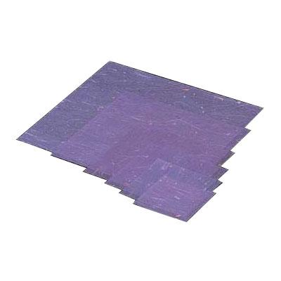 金箔紙ラミネート (500枚入) M30-418 300×300mm <紫>【 アドキッチン 】