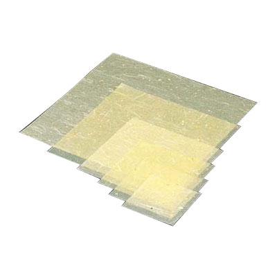 金箔紙ラミネート (500枚入) M30-433 300×300mm <黄>【 アドキッチン 】