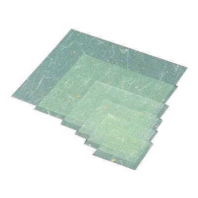 金箔紙ラミネート (500枚入) M33-471 300×300mm <緑>【 アドキッチン 】