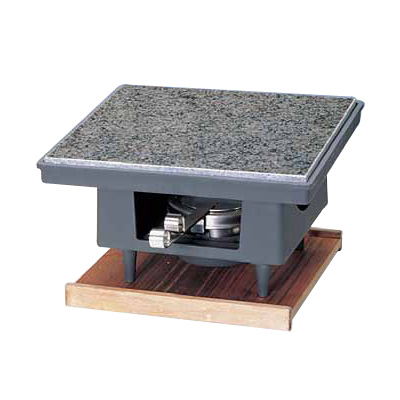 石焼調理器 百万石 全高140mm