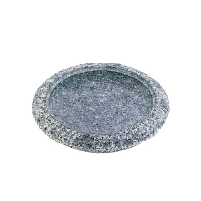 長水 石焼フリーシェイプ煮込み鍋 YS-1236 直径360×H60mm【 アドキッチン 】