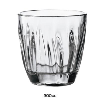 グッチーニ グラス 2496(6ヶ入)300c.c. <クリアー>【 アドキッチン 】