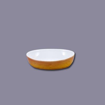 ロイヤル 小判深型グラタン皿 PC210-32-9 320×220×H85mm <カラー>【 アドキッチン 】