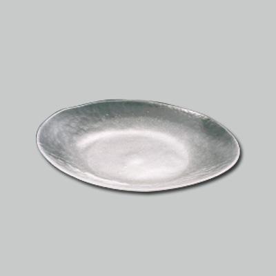 硝子和食器 白雪23 小判盛込皿(大) 510×410×H45mm