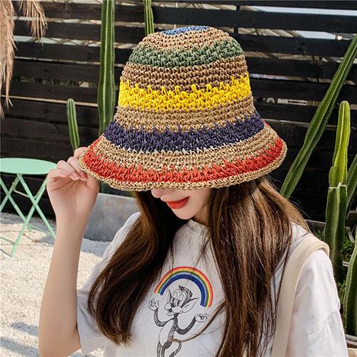 帽子 UVカット サンバイザーレディース 麦わら帽子 2020新作 遮光 UVカット帽子 日よけ 可愛い 夏 春 特価品コーナー☆ 母の日 折りたたみ サイズ調整可能 おしゃれ