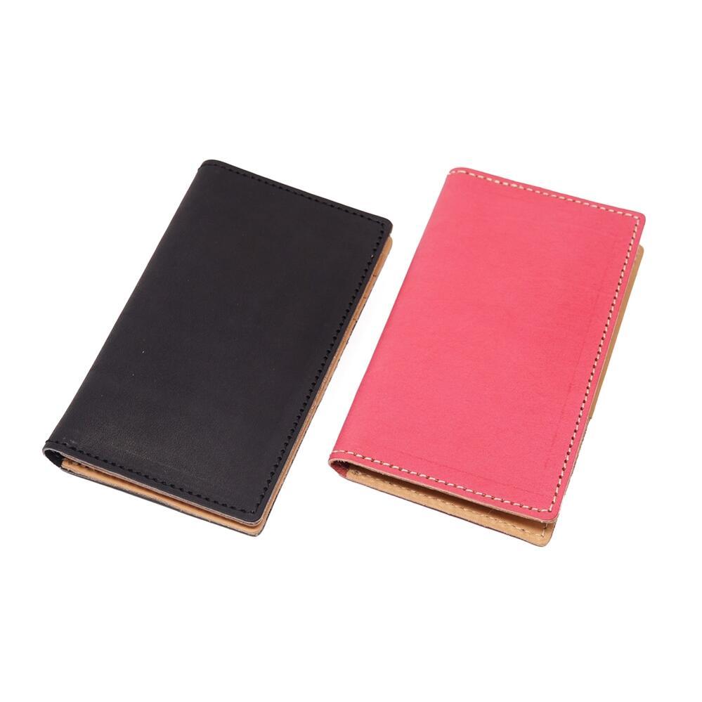 10枚のカードが一目で見わたせるスリムな本革カードケース ディジエム 全商品オープニング価格 東京レザー 本革カードケース 薄型 二つ折り AGILITY 気質アップ Color:ピンク affa 日本製 アジリティ 1216 ブラック ネコポス