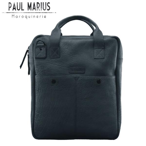 グレインレザーPCバッグ ■CAB-PC36H ブルー /ショルダーバッグ/PAUL MARIUS/ポール・マリウス/本革/ナチュラル/A4サイズ/ビジネス