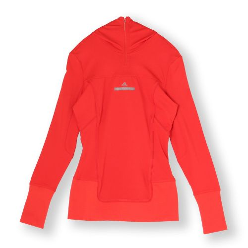 adidas adidas aSMC ESS hooded long sleeve women's adidas by Stella McCartney fitness tops long sleeves AA7035