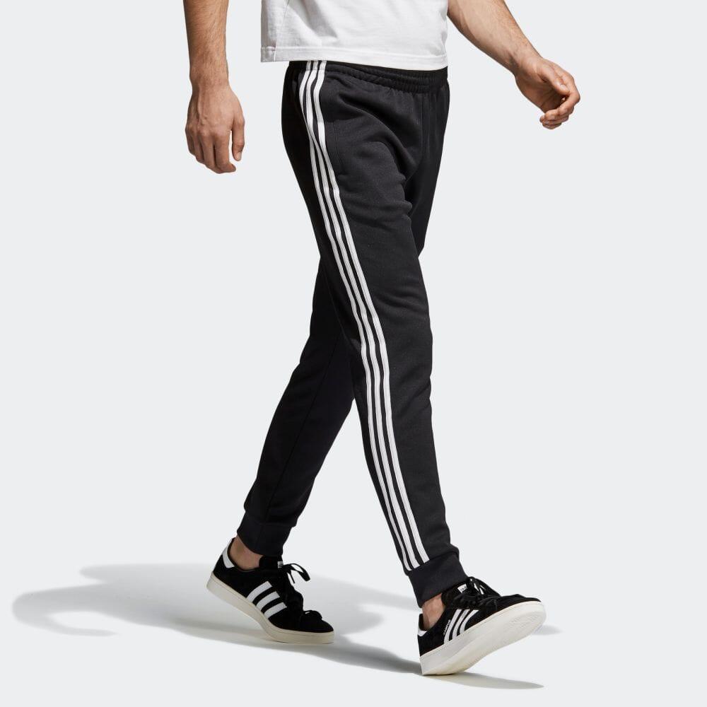 【adicolor】 ウェア adidas CW1275 メンズ SST TRACK PANTS アディダス インターロック ポリエステル 綿 【公式】