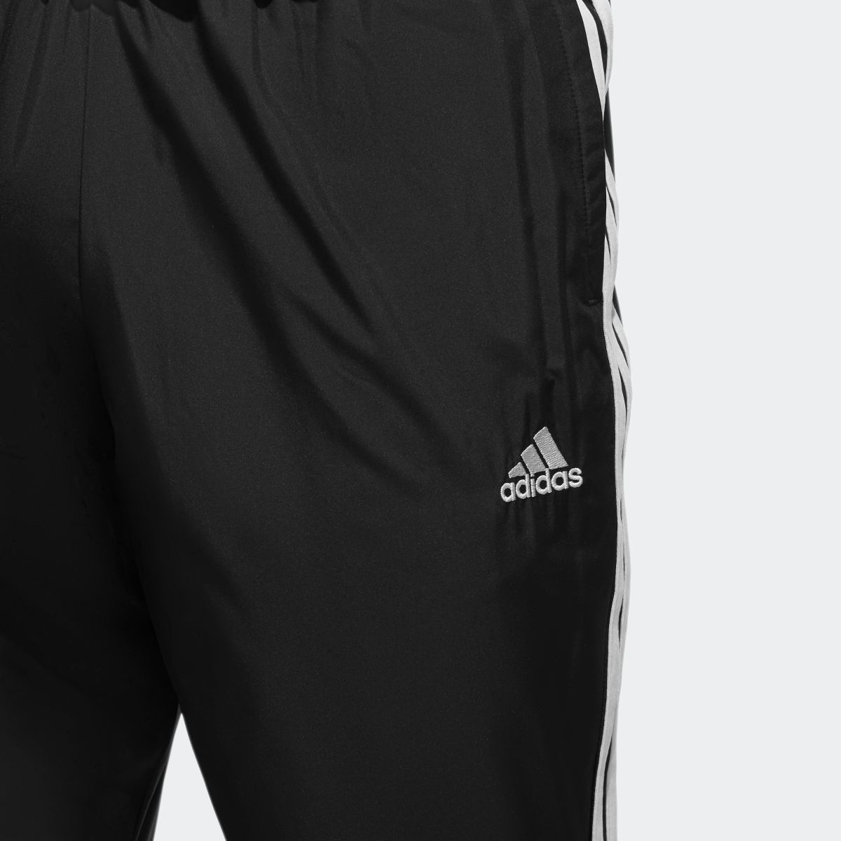 All article point 20 times 0909 17:00 0911 16:59 Adidas adidas M ESSENTIALS 3 stripe wind underwear (back raising) men's ass Rheticusware bottoms