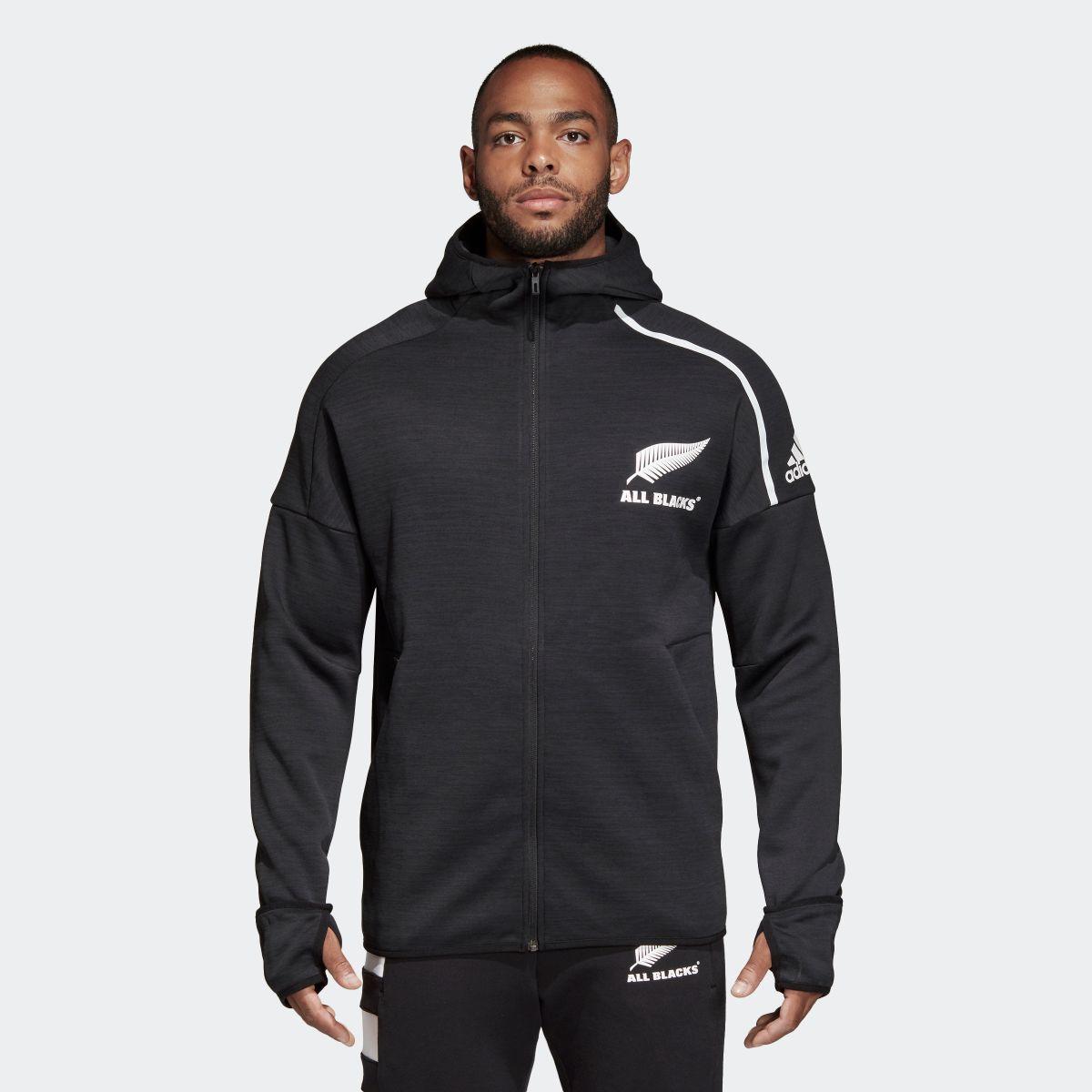 【公式】アディダス adidas オールブラックス アンセムジャケット メンズ ラグビー ウェア アウター ジャケット CW3147 [ユニフォーム]
