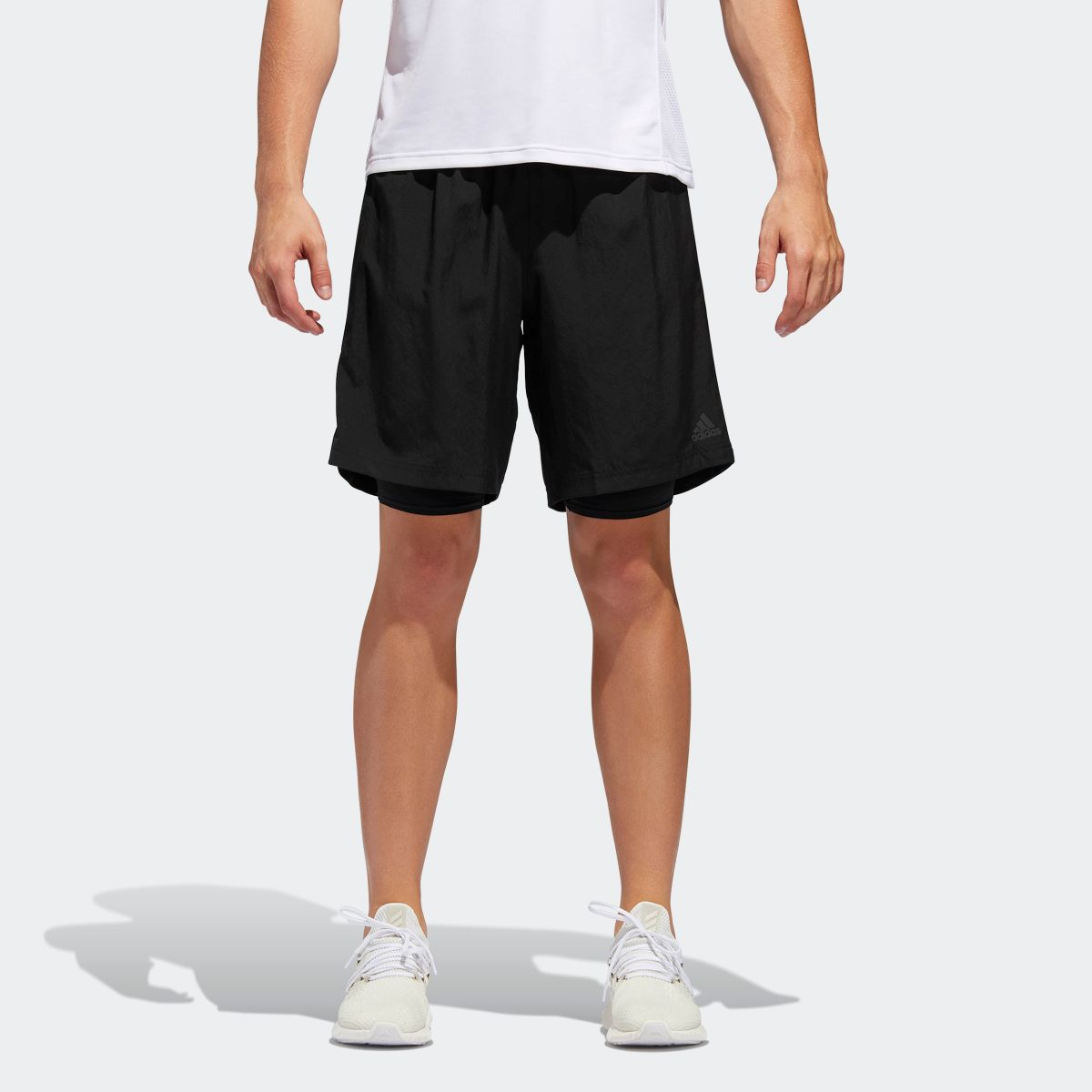 adidas 2in1 shorts