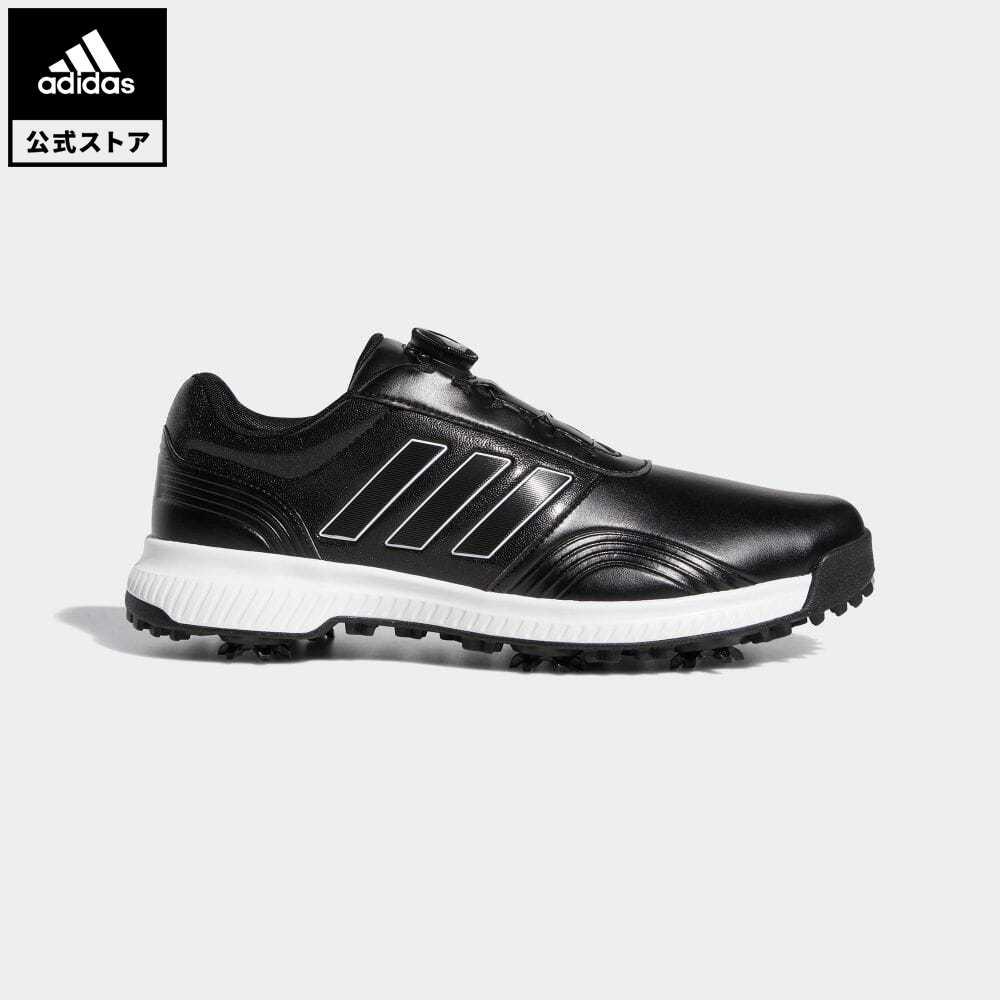送料無料 公式セール ショップ セール価格 パフォーマンスライン 公式 アディダス adidas 返品可 好評受付中 ゴルフ トラクション スポーツシューズ シューズ 靴 黒 notp ブラック BD7140 メンズ ボア