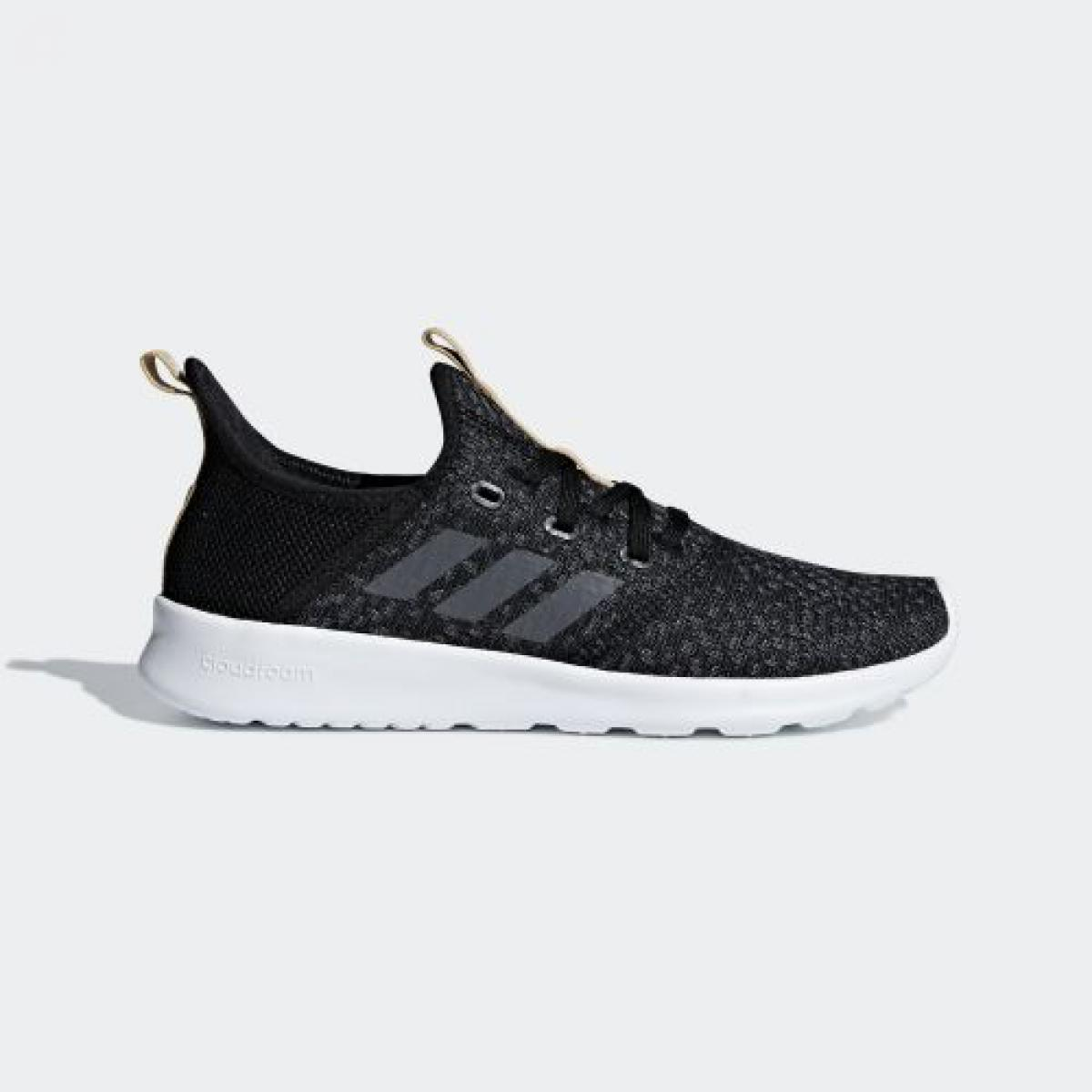 Adidas adidas cloud form pure CLOUDFOAM PURE Lady's running shoes sports shoes F34677 point_adidasday