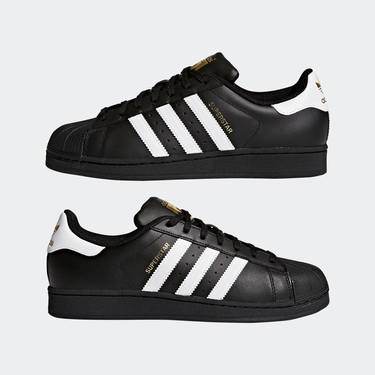 reputable site 74316 bfffc Adidas adidas superstar foundation / SUPERSTAR FOUNDATION Lady's men  originals shoes sneakers B27140