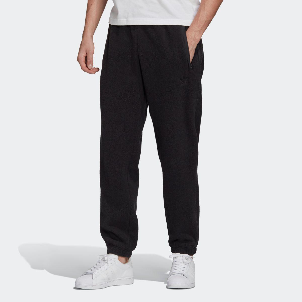 【公式】アディダス adidas ポーラーフリースパンツ / Polar Fleece Pants メンズ オリジナルス ウェア ボトムス パンツ,スウェット GD0004