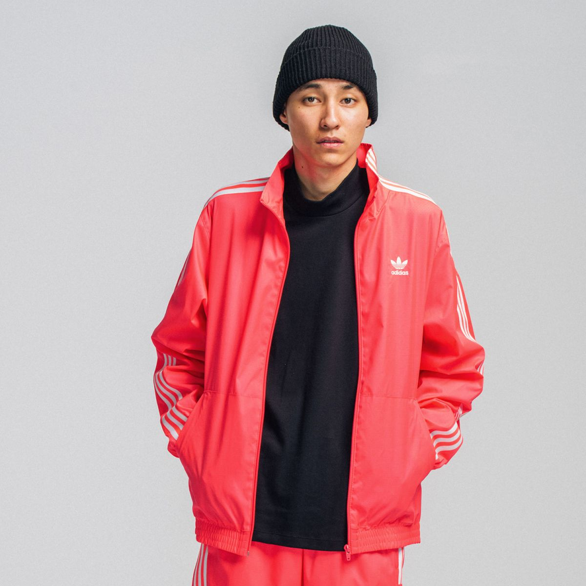 【公式】アディダス adidas LOCK UP TRACK TOP メンズ オリジナルス ウェア トップス ジャージ ED6095