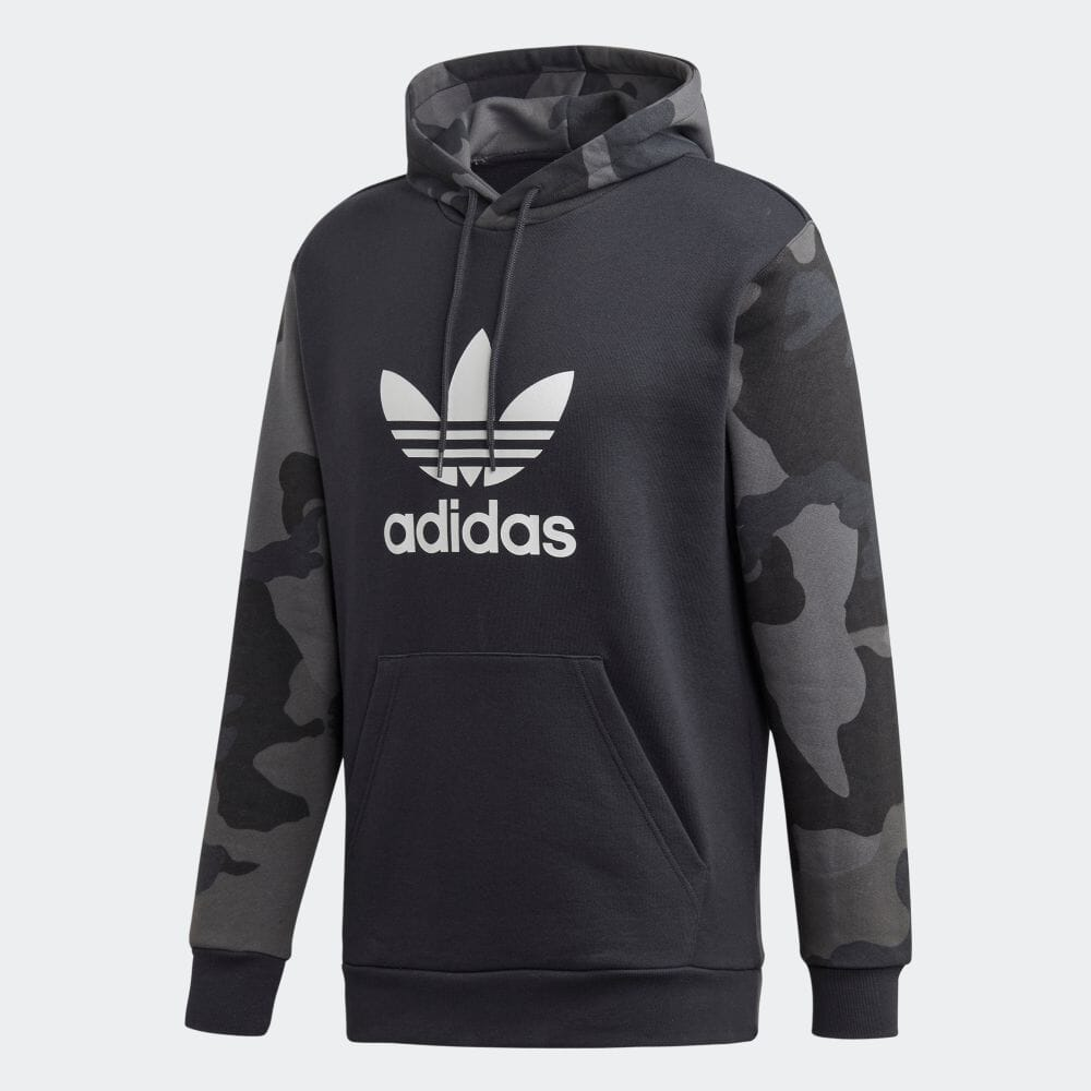 adidas hoodie camouflage