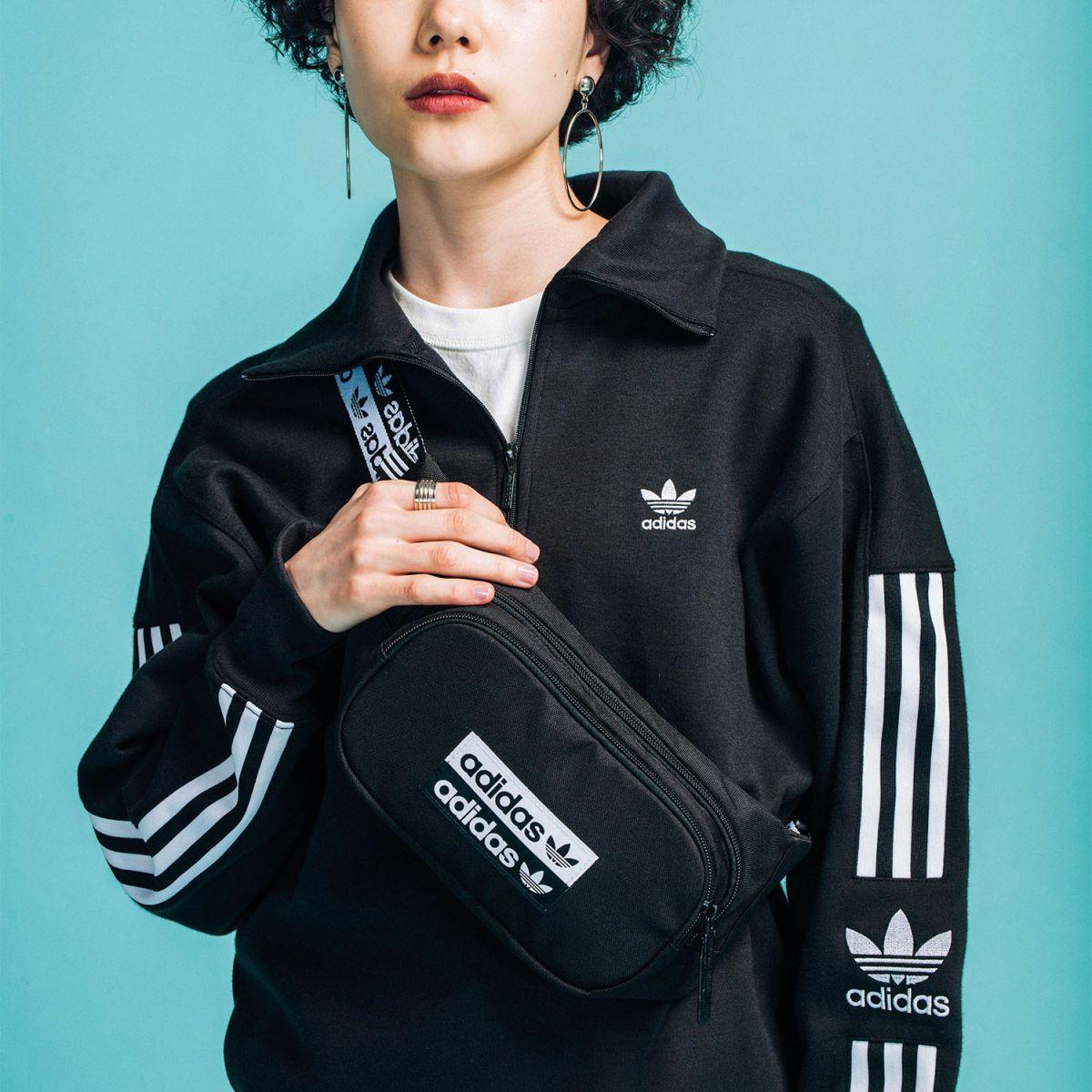 Adidas adidas LOCK UP SWEATSHIRT Lady's originalsware tops sweat shirt ED7526 fw2019_eoss