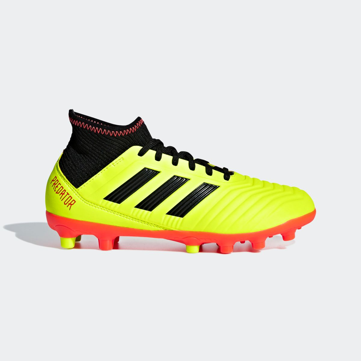 Adidas adidas predator 18.3 Japan HGAG J FIFA World Cup TM signing wearing color kids Boys soccer shoes spikes BB6992