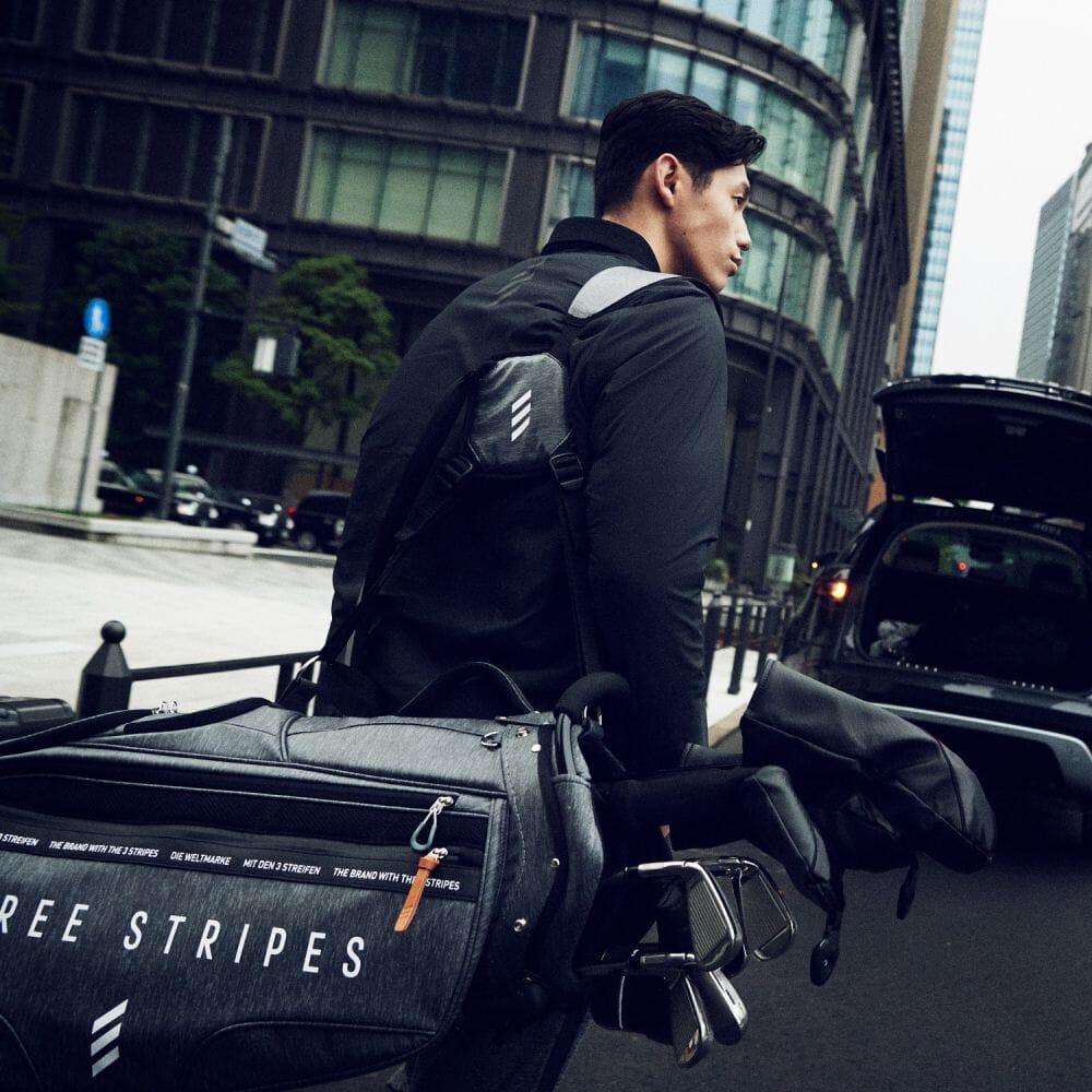 【公式】アディダス adidas ADICROSS リバーシブル 長袖ジャケット【ゴルフ】 メンズ ゴルフ ウェア アウター ジャケット ED2106