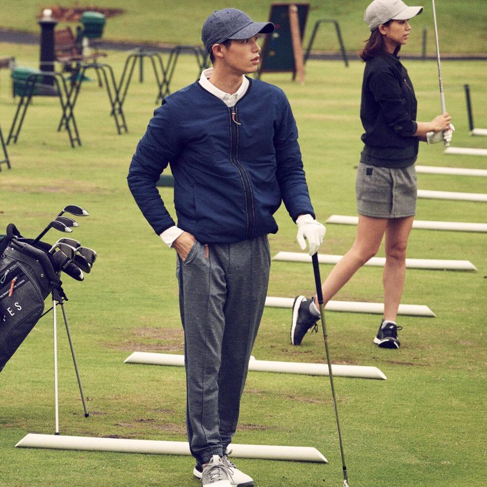 【公式】アディダス adidas ADICROSS リバーシブル 長袖ジャケット【ゴルフ】 メンズ ゴルフ ウェア アウター ジャケット ED2107