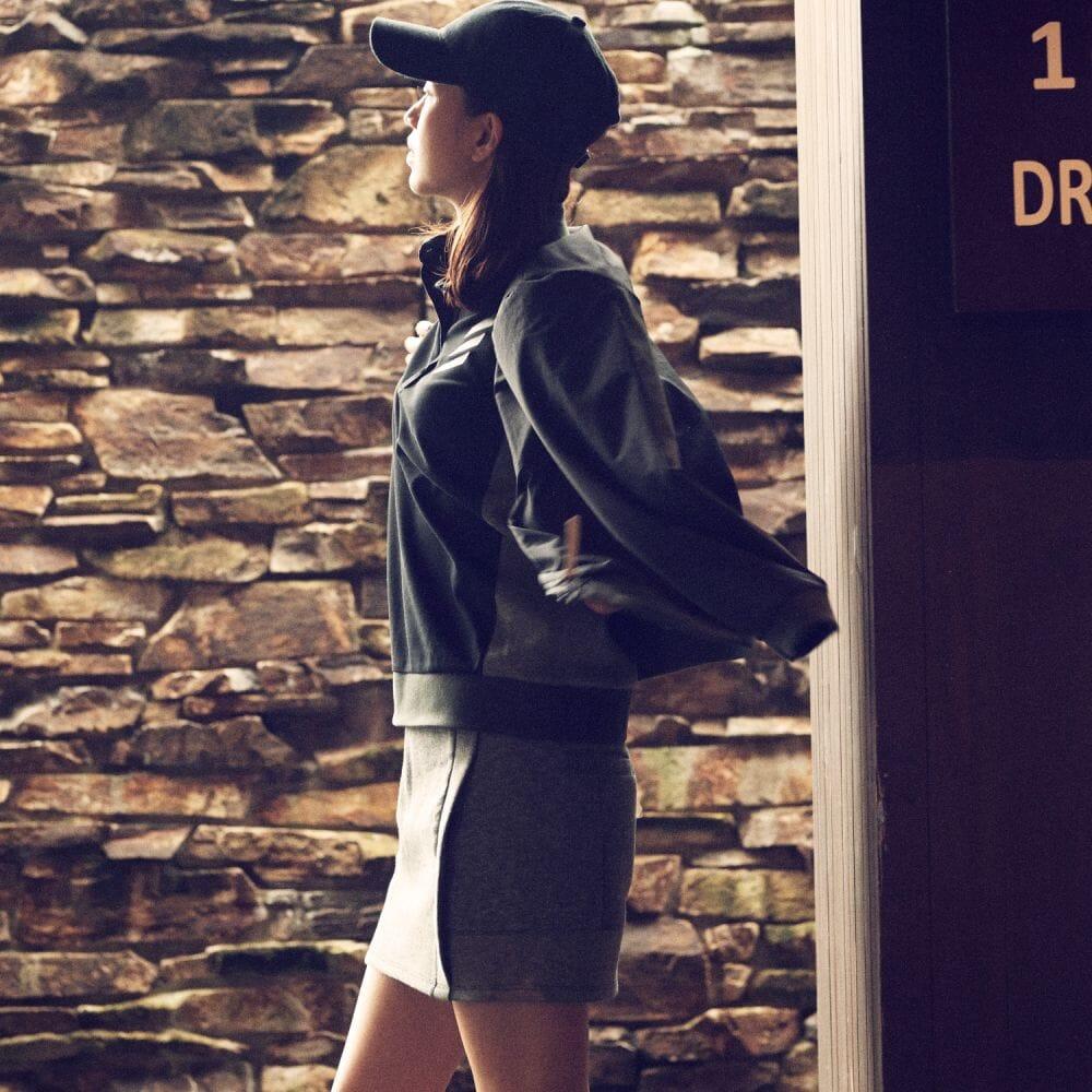 全品送料無料! 02/03 17:00~02/05 16:59 【公式】アディダス adidas ADICROSS ライトウェイト 長袖ジャケット【ゴルフ】 レディース ゴルフ ウェア アウター ジャケット ED2105