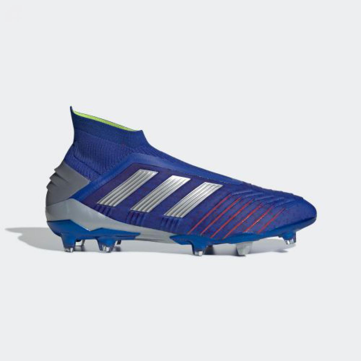 【公式】アディダス adidas プレデター 19+ FG/AG / 天然芝用 / 人工芝用 メンズ サッカー シューズ スパイク BB9087