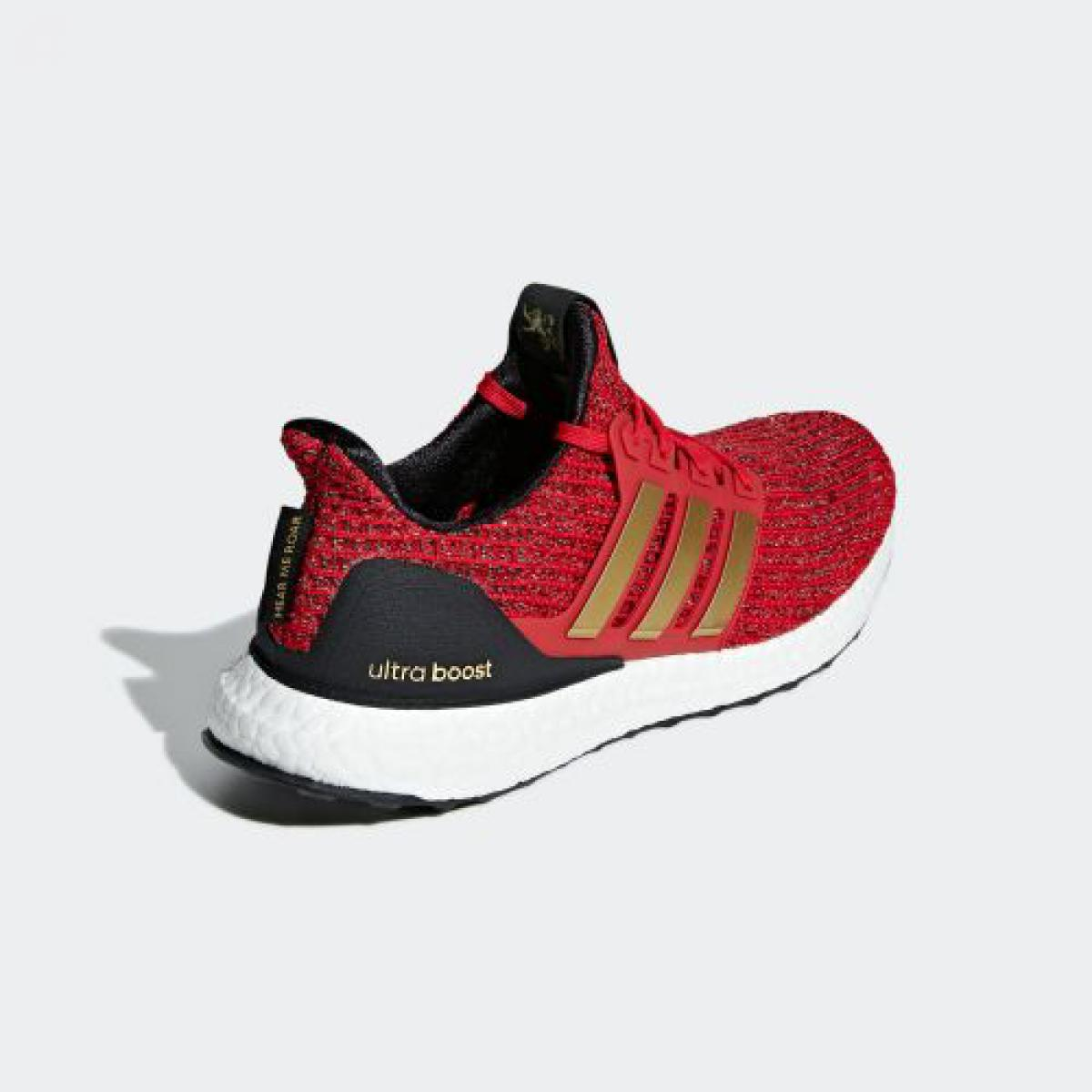 Adidas adidas Adidas X Game of Thrones ultra booth thoravarnish ter adidas X Game of Thrones ULTRABOOST Lannister Lady's men running shoes sports