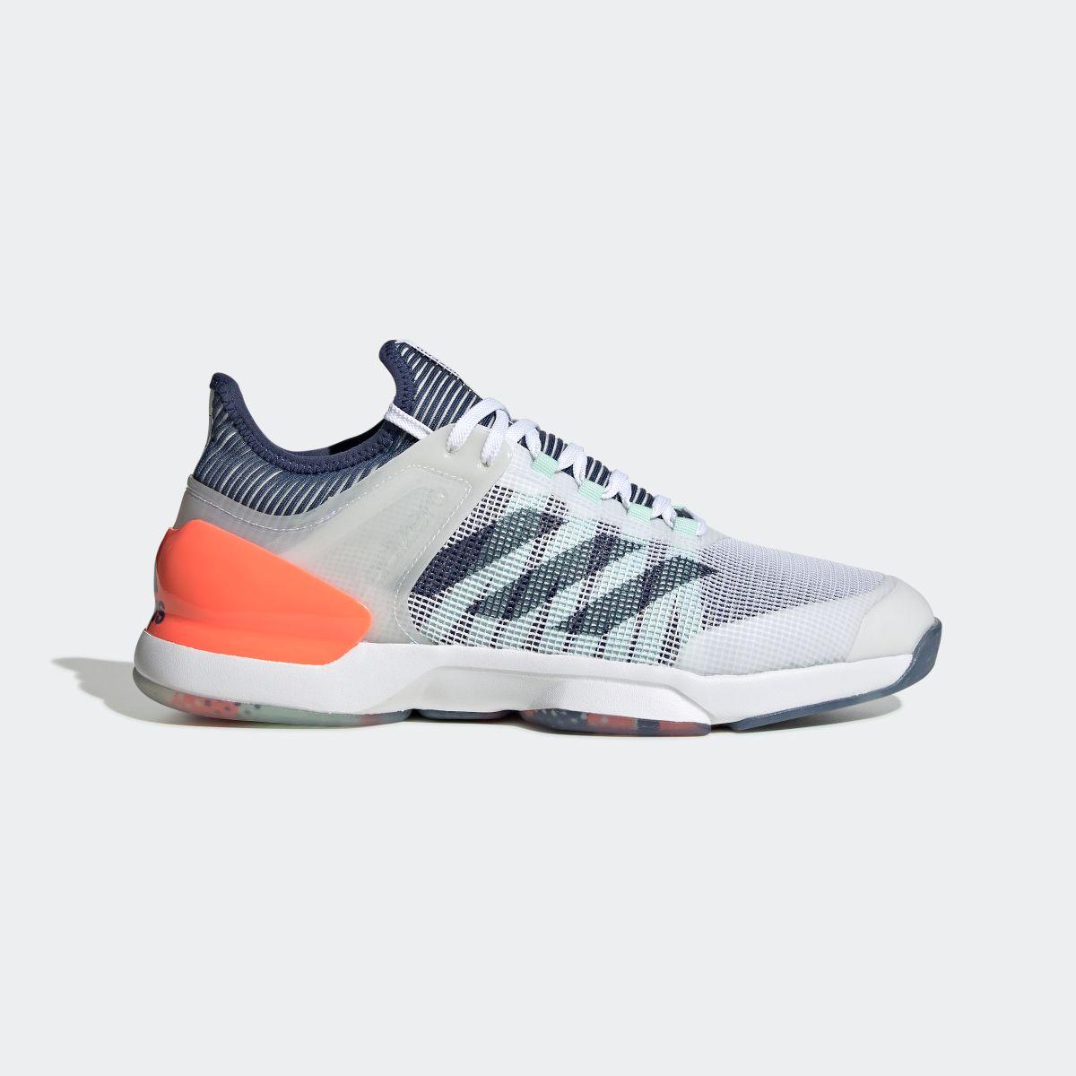 【公式】アディダス adidas アディゼロ ウーバーソニック 2 [adizero ubersonic 2 AC] メンズ テニス シューズ スポーツシューズ FU9468 p0525
