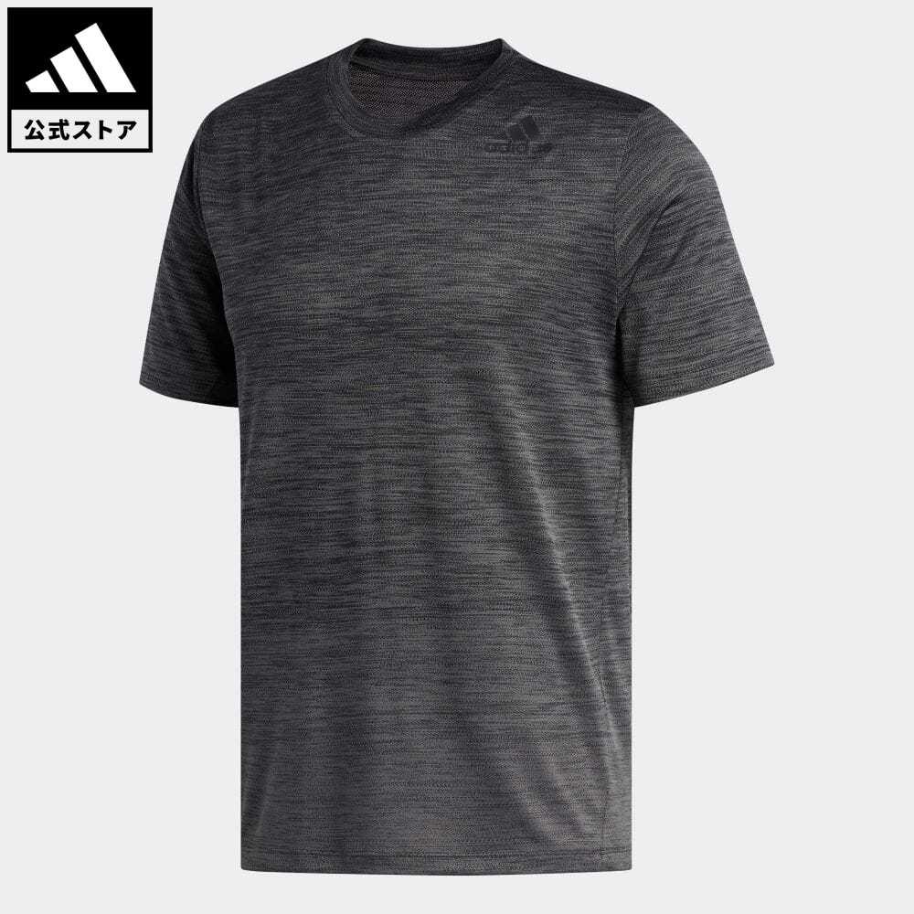 公式セール 人気ブランド多数対象 セール価格 公式 アディダス ◆在庫限り◆ adidas 返品可 ジム トレーニング テック グラデーション Tシャツ FJ6125 ウェア メンズ 服 トップス Tech Tee 半袖 Gradient グレー