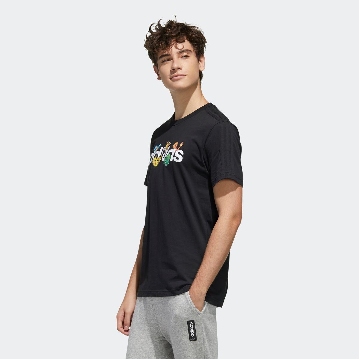 t shirt adidas pokemon