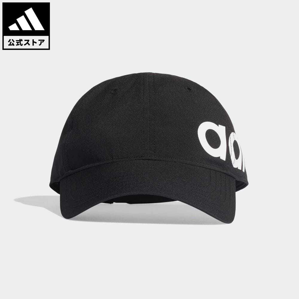 エッセンシャルズ 公式 アディダス おしゃれ adidas バースデー 記念日 ギフト 贈物 お勧め 通販 返品可 ベースボール ボールドキャップ Baseball Bold 帽子 ブラック Cap メンズ FL3713 レディース キャップ 黒 アクセサリー