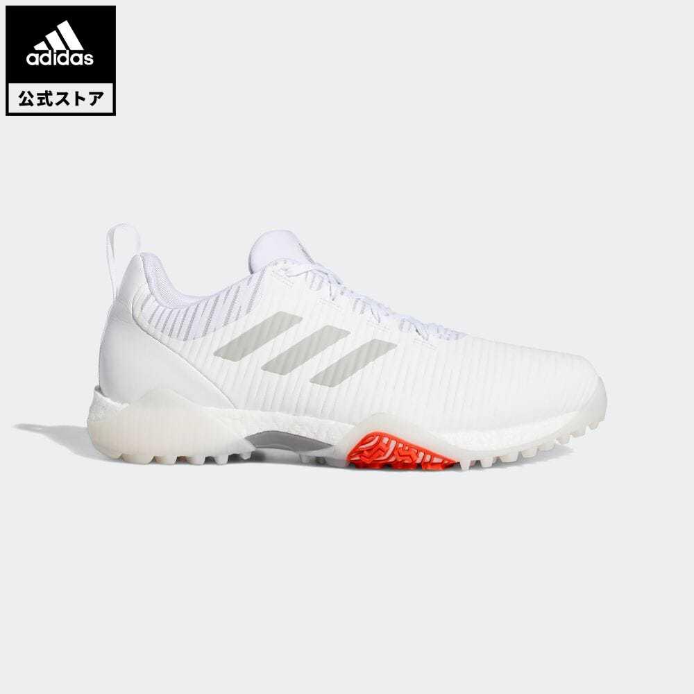 送料無料 公式セール セール価格 コード カオス 公式 アディダス adidas 返品可 ゴルフ コードカオス 低廉 EE9102 白 ホワイト 至上 Codechaos Golf シューズ メンズ スポーツシューズ notp 靴
