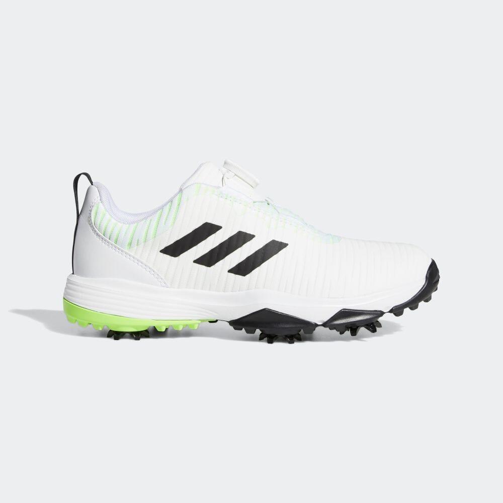 【公式】アディダス adidas ジュニア コードカオス ボア【ゴルフ】 キッズ ボーイズ&ガールズ ゴルフ シューズ スポーツシューズ EF1219 p0525